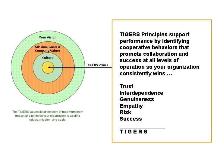 TIGERS diagram